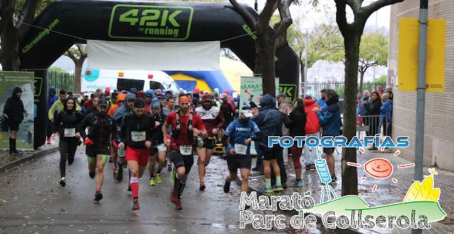 Fotografías de la Marató Collserola / Mitja Marató Collserola 2018