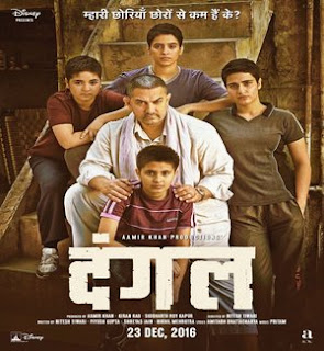 Dangal Movie Lifetime Box Office Collection (Crossed Rs 1900 Crores Worldwide)