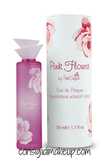 Preview: Nuova fragranza Pink Flowers - Pink Sugar
