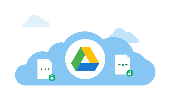 respaldar archivos google drive