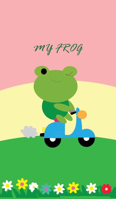 Little Frog Frog