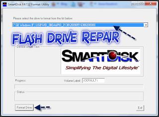 Download Smartdisk Fat32 Format utility