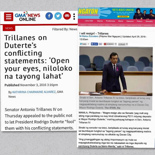 Mocha to Trillanes: 'Sa totoo lang sayang pinapasahod naming mga Pilipino sayo'