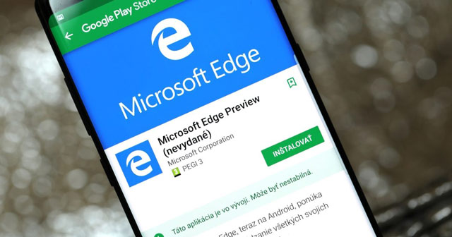 Microsoft-Edge-passes-1-million-downloads-on-Android