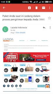 Cara Membeli Barang di Lazada dengan Metode COD Lengkap