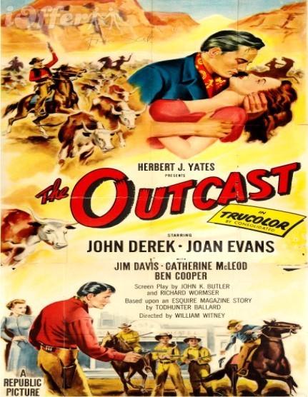 The Outcast (1954) Movie