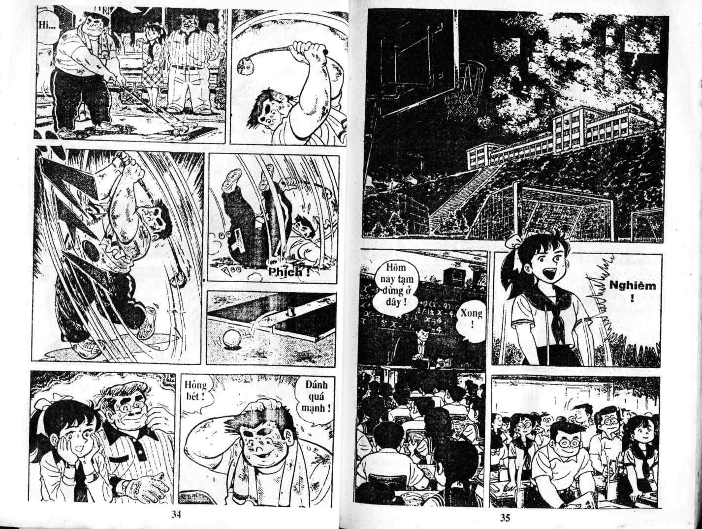 Ashita Tenki ni Naare chapter 1 trang 15