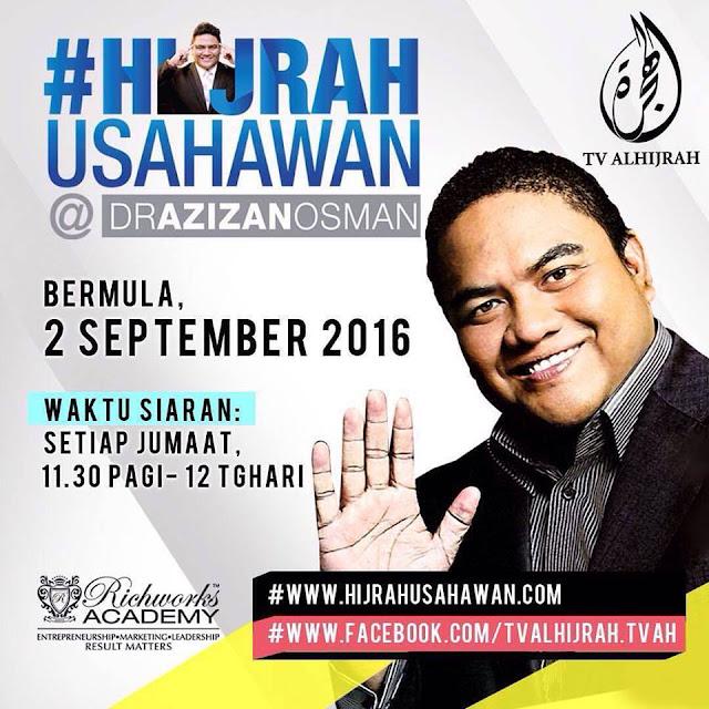 Dr Azizan Osman Hijrah usahawan