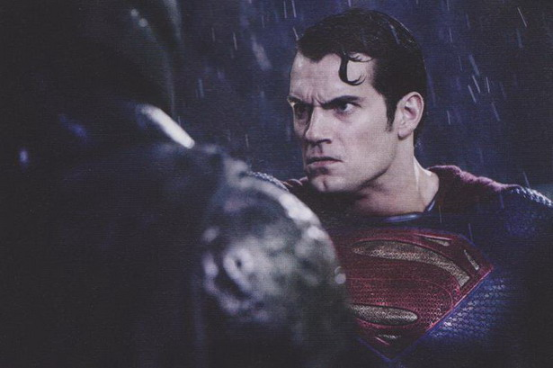 Combate en Batman V Superman