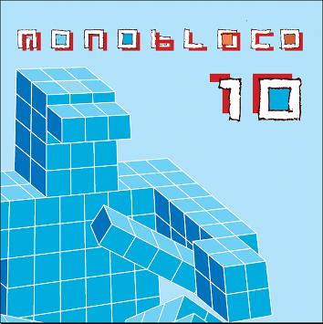 dvd monobloco 2010 para