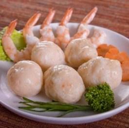 Resep Mudah Bakso Udang Seafood