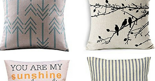 10 Farmhouse Style Pillow Covers for Spring