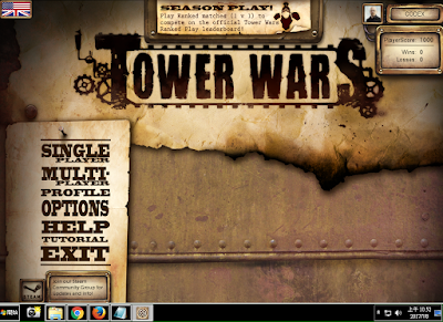 塔炮戰爭中文版(Tower Wars),超經典的大型策略塔防!
