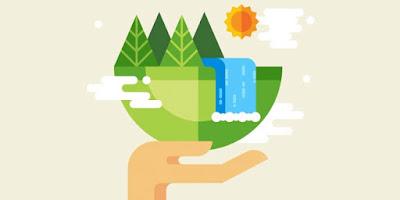 Begini Cara Termudah Untuk Menyelamatkan Bumi