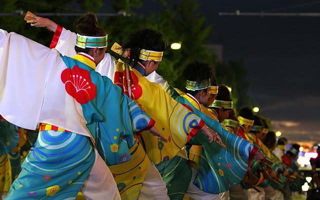 Odorunya Kishu Yosakoi Dance Festival, Wakayama