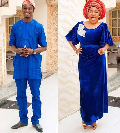 Actor Adeniyi Johnson Johnson Confesses Using Ex Wife Toyin Abraham As Side Hustle.