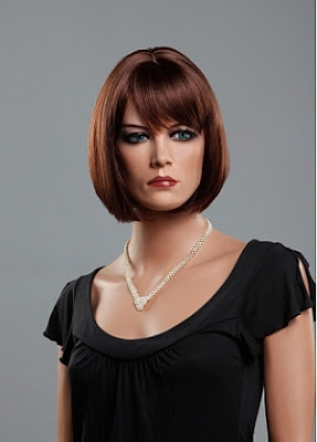Short Bob Medium Length with Layers
