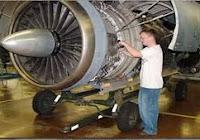 mesin pesawat penerapan integral