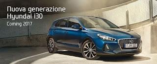 Quanto costa la Nuova Hyundai i30 2016-2017 : Costo a partire da