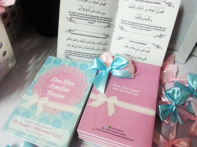 doorgift untuk wedding