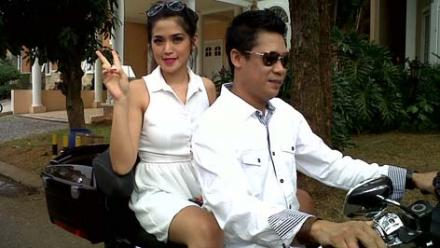 Jessica Iskandar Bermesraan Dengan Seorang Perwira Polisi ...
