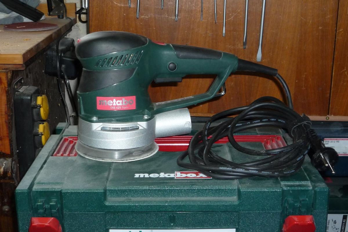 michas holzblog: werkzeugvorstellung - metabo sxe 425 turbotec