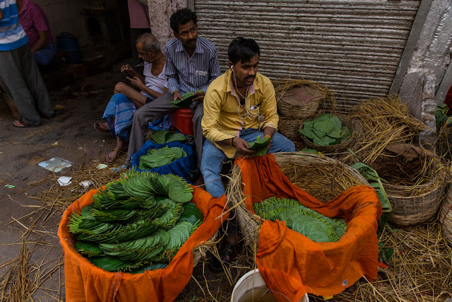 Inside India's Paan Market