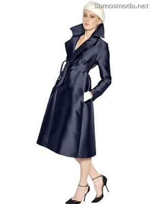 Abrigos de moda de mujer
