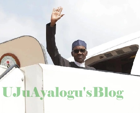 President Buhari Arrives Jos, Plateau State On An Official Working Visit