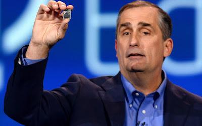 CEO da Intel vendeu milhares de ações da empresa mais de um mês antes de falha em chips ser revelada