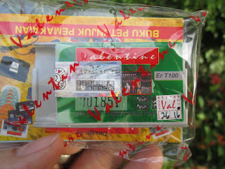 Baterai Hape Jadul Sony Ericsson T100 Merk Valentine