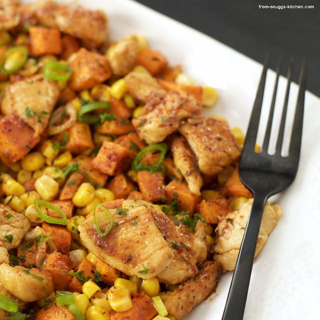 Cajun-Salat