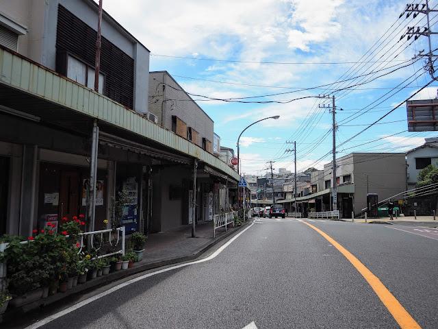 横浜 山元町 商店街