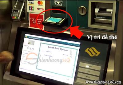Hướng dẫn cách nạp tiền vào Thẻ Ez-link