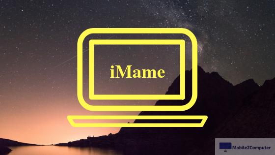 iMame iOS Emulator for Windows
