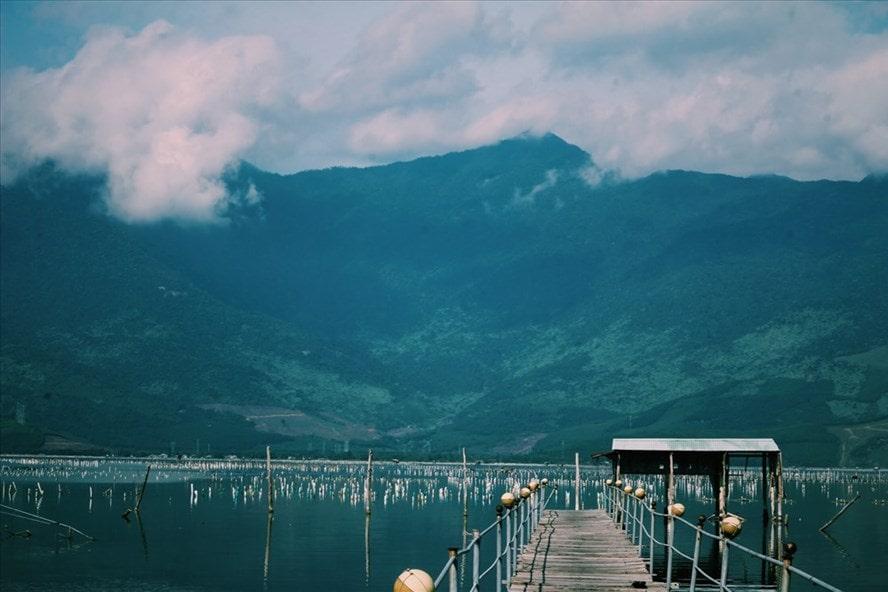 Đầm Lập An: Chốn giao tình giữa núi và biển -5