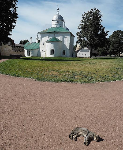 Изборск – Никольский собор (Izborsk - St. Nicholas Cathedral)