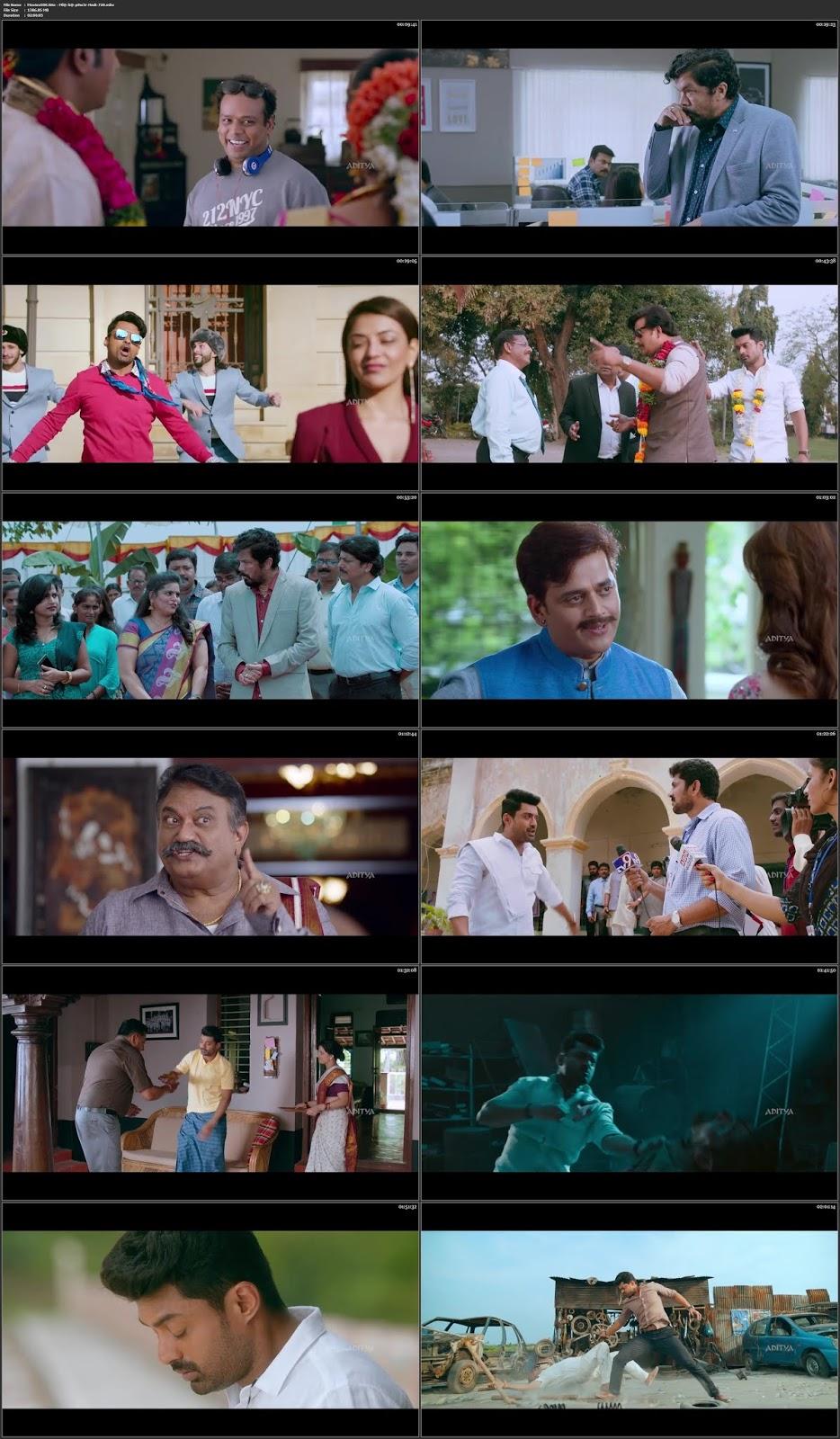 MLA Ka Power MLA 2018 Hindi 300MB Movie HDRip 480p
