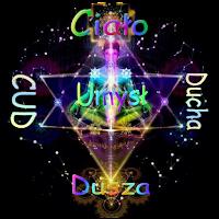 Ciało Umysł Dusza - CUD Ducha - Merkaba