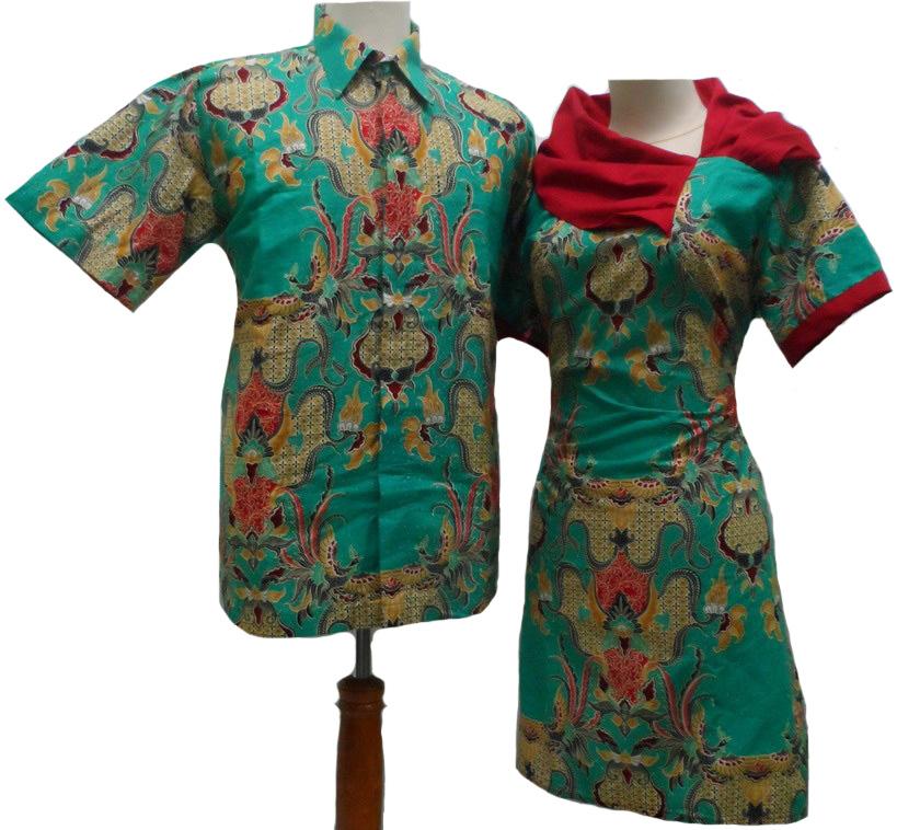 Batik Kerja Couple Terbaru: Baju Couple Online