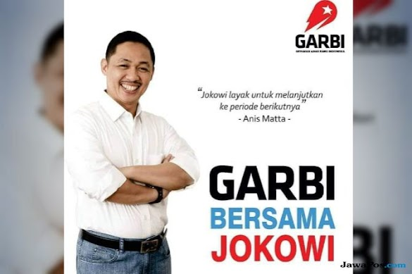Hoaks, Dukungan Anis Matta ke Jokowi