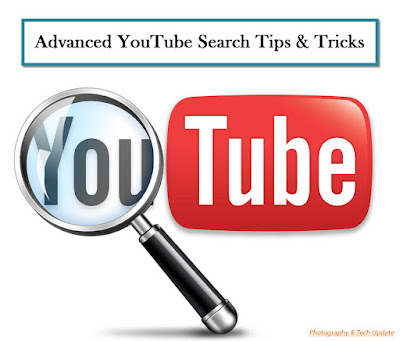 advanced youtube videos search tips tricks