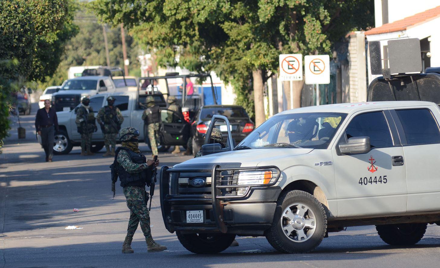 """La detencion de """"El 300"""", brazo derecho de Los Chapitos"""