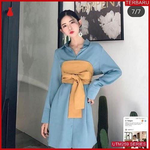 UTM259Y63 Baju Yasha Muslim Shirt UTM259Y63 103 | Terbaru BMGShop