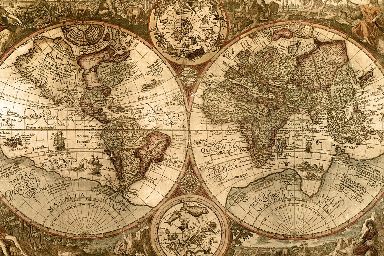 Mapcortex blog old world map the one you see all the time old world map the one you see all the time gumiabroncs Images