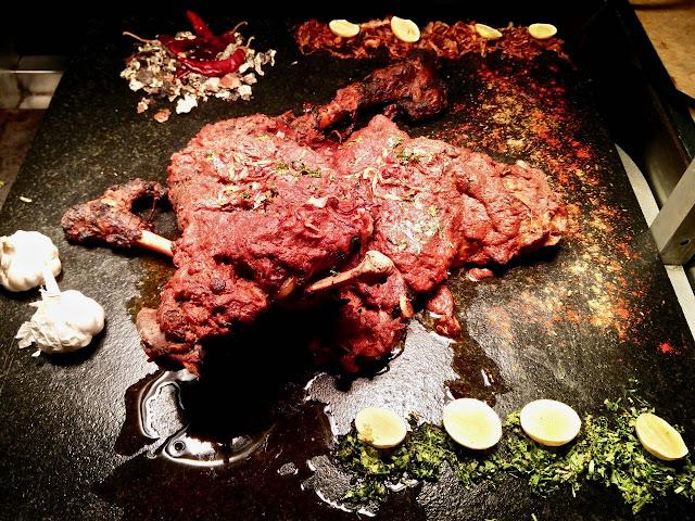 The Nizami Ramadan Repast