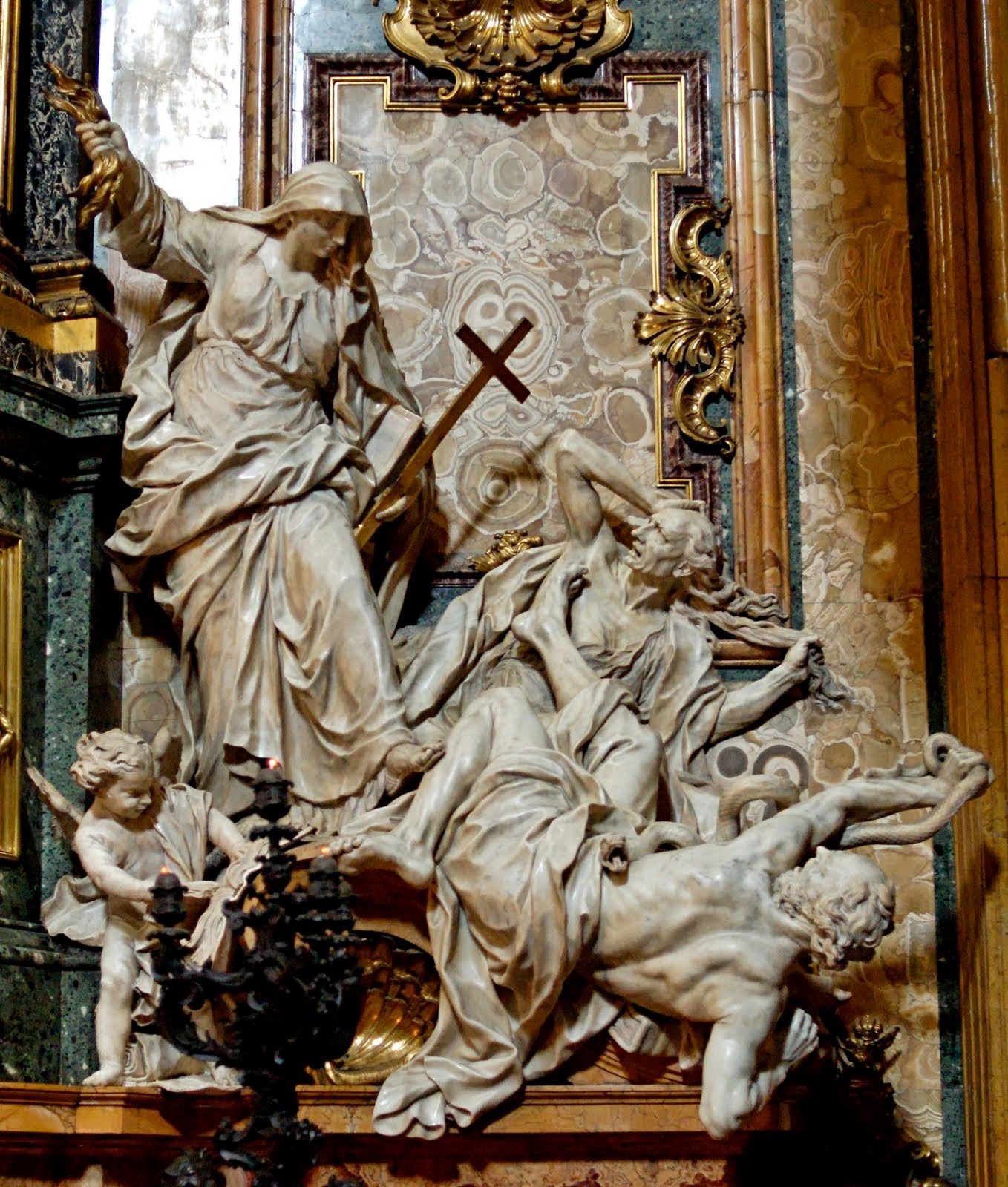Tomb of St Ignatius