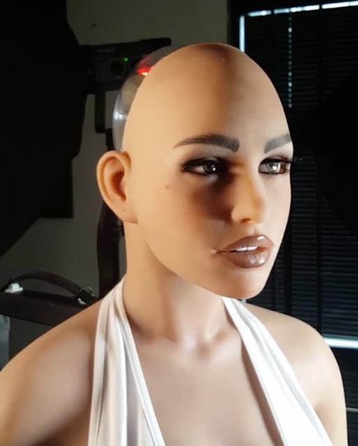 inilah robot seks paling canggih dan paling realistis