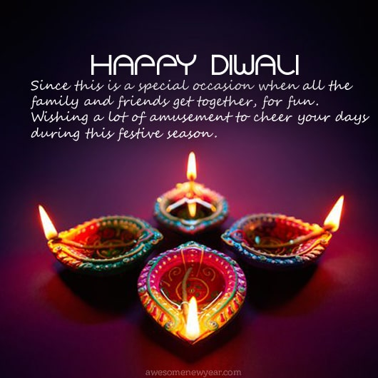 Diwali Quotes, Free Diwali Wishes, Greeting Cards | Deepavali 2018