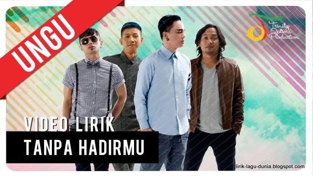 Ungu Band tanpa Pasha - Formasi Baru 2016